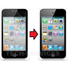 Pantalla Touch Tactil Vidrio Ipod Touch 3 Boton Home Centro