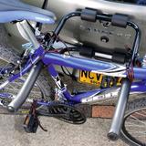 Soporte Para Bicicletas En Carros Auto Style 2 Bicicletas