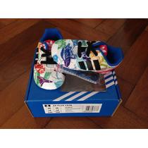 Zapatillas Bebe Adidas Zx Flux Crib En Caja Exclusivas