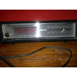 Rádio Relógio Semp- Am-fm-funcionando- Leiam