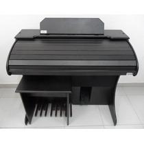 Órgão Eletrônico Rohnes Onix Plus Preto Fosco - Jubi Orgãos