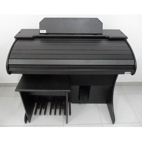 Órgão Rohnes Onix Plus Preto Fosco - Jubi Orgãos