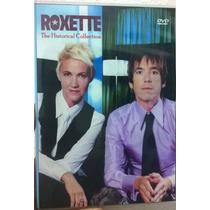Roxette Coleção Histórica Dvd Triplo Legendado Frete Grátis