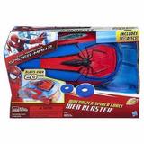 Guante Spiderman 2 Aracno-lanzador De Hasbro Nerf