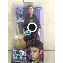 Muñeco Justin Bieber Que Canta