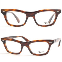 Armação Para Óculos De Grau Ray-ban Rb 5281 Wayfarer
