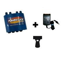 Kit Power Click Db05 Color Azul + Fonte Ps01 + Suporte Spp
