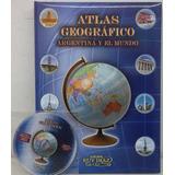 Atlas Geografico Argentina Y El Mundo