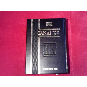 Tanaj Edición Katz T-3 Biblia Hebrea Profetas Posteriores