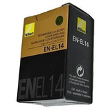 Bateria Nikon Enel14 En-el14 D3100 D3200 P7100 P 7000