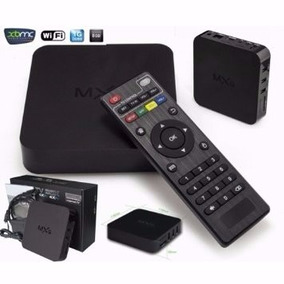 Tv Box Android 6.0 Smart Tv Quad Core 4k Netflix Youtube