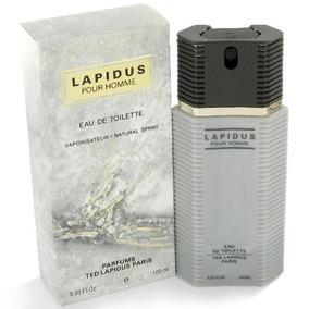 Perfume Lapidus Pour Homme Para Hombre