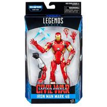 2-pack Marvel Legends. Iron Man Y Captain América
