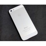 Iphone 5 Original Apple 16gb Blanco Libre