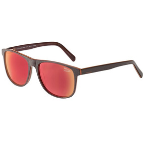 Óculos Tag Heuer De Sol Vermelho Preto Th 5503 100 riginal - Óculos ... b78fb41f74