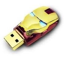 Pendrive Homem De Ferro 8gb - Imperdível!!!