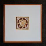 12 Azulejos Antigos Klabin - Decoração Classica Floral