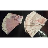 Billete De Cinco Mil Pesos Sin Circular $ 12.800 C/u