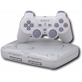 Playstation 1 One Ps1 Completo Jogos Usado Desbloqueado