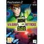 Ben 10 - Vilgax Attacks (playstation 2)