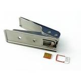 Servicio De Corte Exacto De Chip A Micro O Nano Sim Iphone