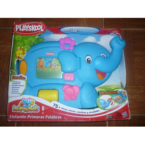 Learnimals Playskool Abc Elefantin