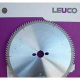 Sierra Circular Leuco 300 Melamina Escuadradora Sin Incisor