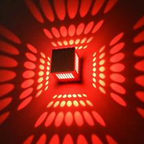 Luminaria De Parede 3d 3 W