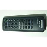 Control Remoto Sony Radio Casette