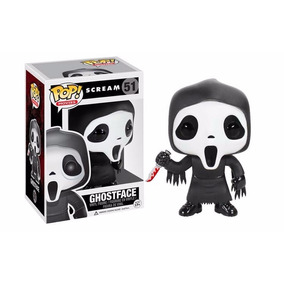 Boneco Panico Ghostface Scream Funko Pop! Vinyl Filme Terror