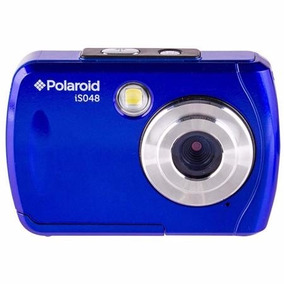 Camara Sumergible Polaroid Is048 Acuatica 16mp Hd Go Pro