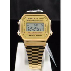 a6113d55237 Relogio Casio Retro Prata Pulso - Relógio Casio no Mercado Livre Brasil