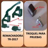 Maquina Remachadora Troquel Ojetes Botones Broches