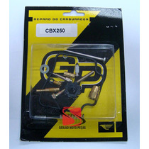 Kit Reparo Carburador Cbx250 Twister 01/08 Serjaomotopecas