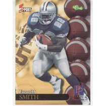 1995 5 Sport Picture Perfect Emmitt Smith Dallas Cowboys
