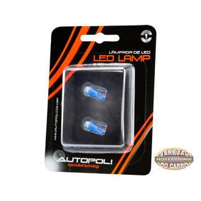 Mini Led Lamp Esmagadinha Azul 12 Volt Ford Courier
