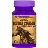 Muira Puama 1100mg 90 Cápsulas Vigorizante Made In Usa