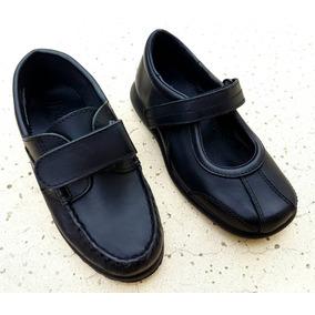 Zapatos Escolares 100% Cuero