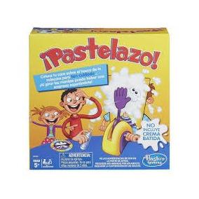 Hasbro Pastelazo Doble Ninos Juegos De Mesa Interactivos En