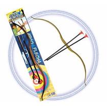 Arco E Flecha Infantil Brinquedo 59cm - Promoção