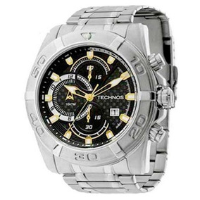 Relógio Technos Masculino Performance Ts Carbon Os1aau/1p