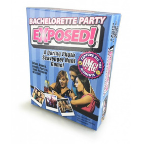 Juego Para Despedida De Soltera - Exposed Bachelorette Party