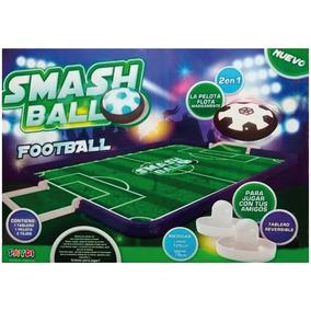 Smash Ball Futbol Tejo De Mesa 2 En 1 Faydi
