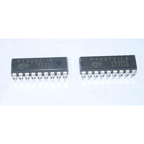 Encoder Pt2262 Y Decoder Pt2272