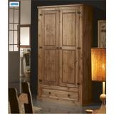 Guarda-roupa;armário;móveis Em Madeira;rustico;roupeiro