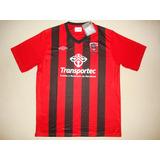 Camisa Nike Oficial Curitiba - Futebol no Mercado Livre Brasil f3a805af00dcd