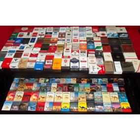 Coleción Cajitas Cigarrillo