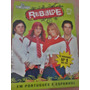 Rebelde 2º Temporada Box Com 3 Discos Original Lacrado