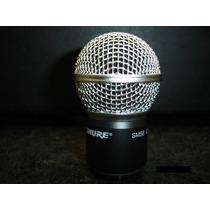 Cápsula Com Grelha Para Microfone Shure Sm58 - Id8888