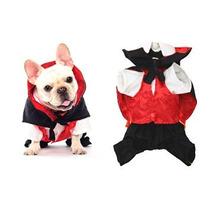 Disfraz Para Perro Ropa Disfraces De Halloween Del Vampiro